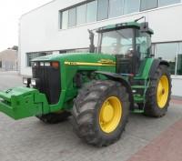 Трактор John Deere 8310 Год выпуска - 2002  Мощность - 260 л.с. Наработка - 1. Хмельницкий, Хмельницкая область. фото 2