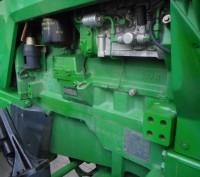 Трактор John Deere 8310 Год выпуска - 2002  Мощность - 260 л.с. Наработка - 1. Хмельницкий, Хмельницкая область. фото 5