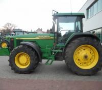 Трактор John Deere 8310 Год выпуска - 2002  Мощность - 260 л.с. Наработка - 1. Хмельницкий, Хмельницкая область. фото 12