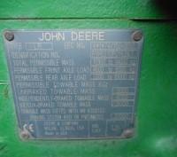 Трактор John Deere 8310 Год выпуска - 2002  Мощность - 260 л.с. Наработка - 1. Хмельницкий, Хмельницкая область. фото 4