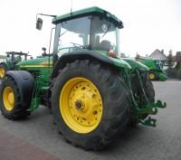 Трактор John Deere 8310 Год выпуска - 2002  Мощность - 260 л.с. Наработка - 1. Хмельницкий, Хмельницкая область. фото 11