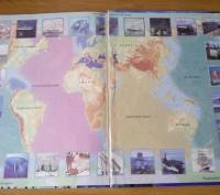 Атлас містить понад 300 кольорових ілюстрацій, таблиць, карт, відомостей і науко. Никополь, Днепропетровская область. фото 10