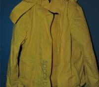Куртка на флисе, DENIM оригинал. сток. Житомир. фото 1