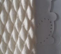 Продам детский вязаный плед ручной работы. Выполнен из детской пряжи высокого ка. Полтава, Полтавская область. фото 4