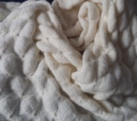 Продам детский вязаный плед ручной работы. Выполнен из детской пряжи высокого ка. Полтава, Полтавская область. фото 3
