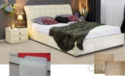 Кровать Милана от Дизайн-Стелла, Киев