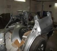 Автоторнадо-сварка,покраска,рихтовка после ДТП,ремонт глушителей и бамперов. Винница. фото 1