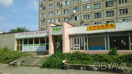 Аренда торгового помещения пр.Слобожанський 18, 824 м2, можно часть