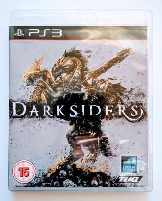 Darksiders PS3 диск. Запорожье. фото 1