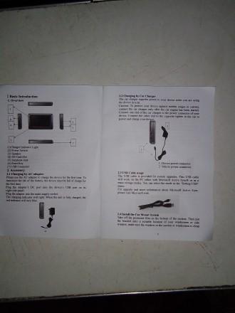 """Продам практически новый  б/у  GPS  NAVIGSTION """" Pioneer"""", использовался практич. Лисичанск, Луганская область. фото 9"""