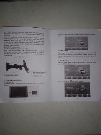 """Продам практически новый  б/у  GPS  NAVIGSTION """" Pioneer"""", использовался практич. Лисичанск, Луганская область. фото 10"""