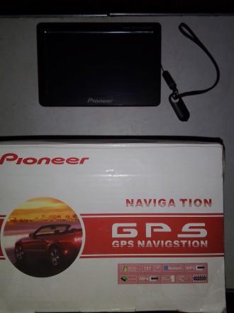 """Продам практически новый  б/у  GPS  NAVIGSTION """" Pioneer"""", использовался практич. Лисичанск, Луганская область. фото 2"""