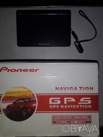 """Продам практически новый  б/у  GPS  NAVIGSTION """" Pioneer"""", использовался практич. Лисичанск, Луганская область. фото 1"""
