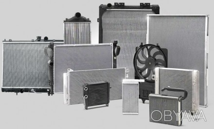 Радиаторы, интеркулер, масляное охлаждения для BMW, Mercedes, VAG, Ford  Для т. Киев, Киевская область. фото 1