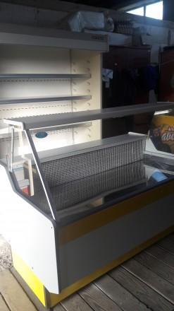 Холодильный шкаф, витрины, морозильные камеры б/у в отличном рабочем состоянии.. Одесса, Одесская область. фото 3