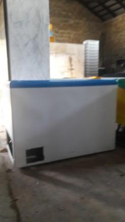 Холодильный шкаф, витрины, морозильные камеры б/у в отличном рабочем состоянии.. Одесса, Одесская область. фото 2