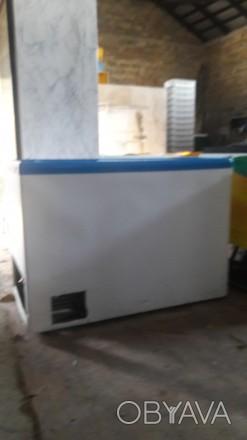Холодильный шкаф, витрины, морозильные камеры б/у в отличном рабочем состоянии.. Одесса, Одесская область. фото 1