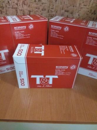 Предлагаю сигаретные гильзы стандарт RING, T&T от известного Польского производи. Мариуполь, Донецкая область. фото 2
