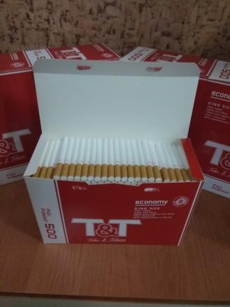 Предлагаю сигаретные гильзы стандарт RING, T&T от известного Польского производи. Мариуполь, Донецкая область. фото 3
