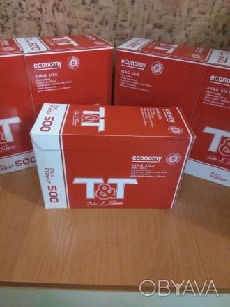 Предлагаю сигаретные гильзы стандарт RING, T&T от известного Польского производи. Мариуполь, Донецкая область. фото 1