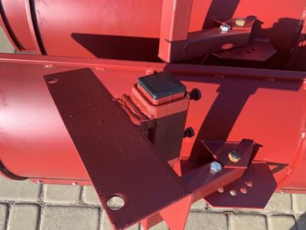 Лопата отвал для мотоблока Булат (1 м, для мотоблоков с воздушным и водяным охла. Киев, Киевская область. фото 7