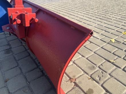 Лопата отвал для мотоблока Булат (1,2 м, для мотоблоков с воздушным и водяным ох. Киев, Киевская область. фото 3