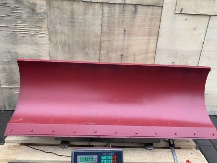 Лопата отвал для мотоблока Булат (1,2 м, для мотоблоков с воздушным и водяным ох. Киев, Киевская область. фото 2