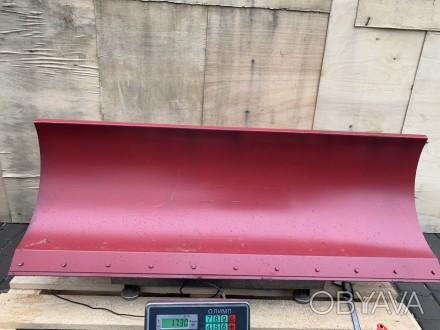 Лопата отвал для мотоблока Булат (1,2 м, для мотоблоков с воздушным и водяным ох. Киев, Киевская область. фото 1