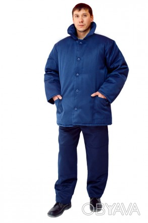 Ватная куртка
