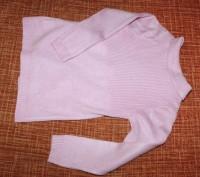 Мягенькая кофточка, в хорошем состоянии.Нежно-нежно розового цвете. Очень удобна. Запорожье, Запорожская область. фото 7
