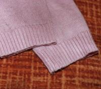 Мягенькая кофточка, в хорошем состоянии.Нежно-нежно розового цвете. Очень удобна. Запорожье, Запорожская область. фото 5