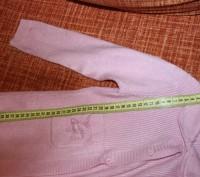 Мягенькая кофточка, в хорошем состоянии.Нежно-нежно розового цвете. Очень удобна. Запорожье, Запорожская область. фото 10