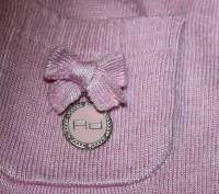 Мягенькая кофточка, в хорошем состоянии.Нежно-нежно розового цвете. Очень удобна. Запорожье, Запорожская область. фото 3