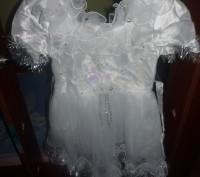 платье для девочки от 3-4,5 лет. в отличном состоянии. Никополь, Днепропетровская область. фото 2