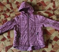 Деми куртка Blue seven kids с капюшоном на девочку, р.104. Цвет - розовый. Под. Киев, Киевская область. фото 2