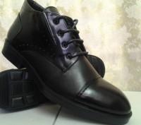 Стильные демисезонные  ботинки Rondo Скидка. Одесса. фото 1