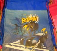 Новый детский рюкзак Бетман. Размер: высота 36,ширина 28 см. Все фото реальны и . Киев, Киевская область. фото 3