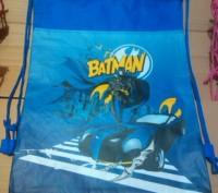 Новый детский рюкзак Бетман. Киев. фото 1