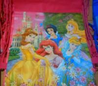 Новый детский рюкзак Принцесса. Киев. фото 1