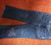 Джинсы Gloria Jeans на 4 года. Запоріжжя. фото 1