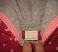 Курточка Zara Girls на девочку 7-8 лет Возраст: 7-8 лет, рост: 128 см. Произво. Херсон, Херсонская область. фото 4