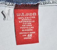 Красивая джинсовая юбочка на запах L.O.G.G. - Label Of Graded Goods.   Слегка . Киев, Киевская область. фото 9
