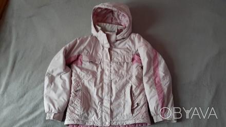 """Куртка""""Columbia"""" ,размер 10-12 лет(xxs),рост +-150см.Демисезон/зима.Мерки:Пог-46. Светловодск, Кировоградская область. фото 1"""