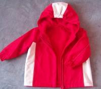 Куртка с капюшоном демисезонная на флисе-Hand made.Верхняя ткань-плотная,но не ж. Светловодск, Кировоградская область. фото 4