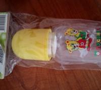 Бутылочка-поильник с соской для кормления ТМ