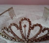 Диадема невесты,выпускницы. Светловодск. фото 1