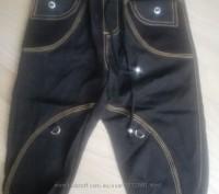 Модель Ш-111. Тонкие штанишки на мягкой резинке + шнур.  Внизу штаны на манжете,. Киев, Киевская область. фото 2