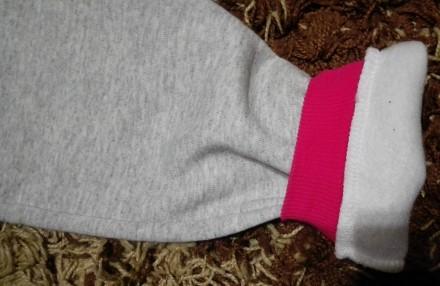 Модель Ш-100. Теплые спортивные штаны, утеплены флисом. Спереди есть карманы, не. Киев, Киевская область. фото 7