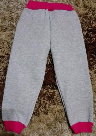 Модель Ш-100. Теплые спортивные штаны, утеплены флисом. Спереди есть карманы, не. Киев, Киевская область. фото 6
