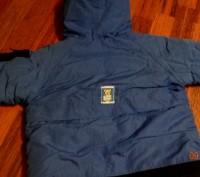 Продается зимний комбинезон с курточкой. на 1,5-2 года Курточка-длина по спинке. Винница, Винницкая область. фото 4